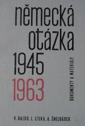 Německá otázka 1945–1963