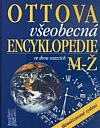 Ottova všeobecná encyklopedie ve dvou svazcích: M-Ž