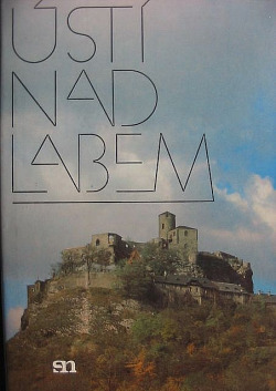 Ústí nad Labem obálka knihy
