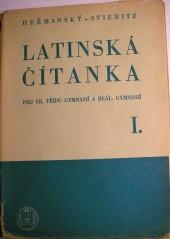 Latinská čítanka pro VII. třídu gymnasií a reál. gymnasií