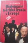 Diplomacie a druhá fronta v Evropě obálka knihy