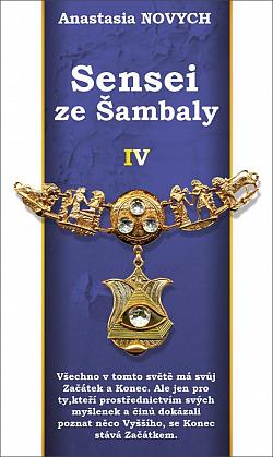 Sensei ze Šambaly IV obálka knihy