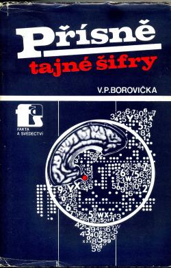 Přísně tajné šifry obálka knihy