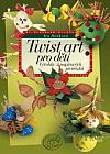 Twist art pro děti - Výrobky z papírových provázků