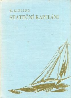 Stateční kapitáni obálka knihy