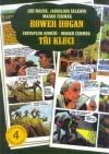 Rower Hogan / Tři kluci obálka knihy