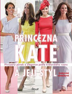 Princezna Kate a její styl obálka knihy