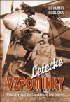 Letecké vzpomínky obálka knihy