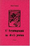 17 kryptogramů na dívčí jména