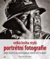 Velká kniha stylů portrétní fotografie obálka knihy