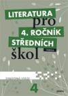 Literatura pro 4. ročník SŠ – učebnice – zkrácená verze