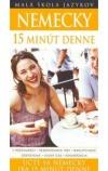 Nemecky 15 minút denne obálka knihy
