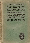 Zločin lorda Artura Savila / Strašidlo cantervillské
