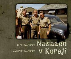 Nasazen v Koreji obálka knihy
