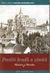 Pověsti hradů a zámků Morava a Slezsko obálka knihy
