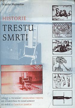 Historie trestu smrti obálka knihy