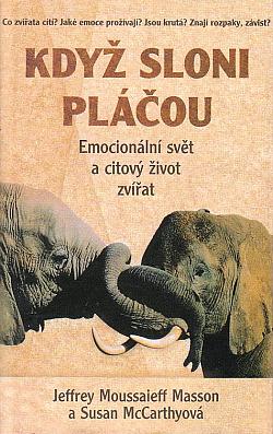 Když sloni pláčou obálka knihy