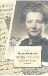 Deník 1921 - 1961
