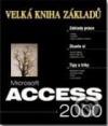 Microsoft Access 2000 velká kniha základů