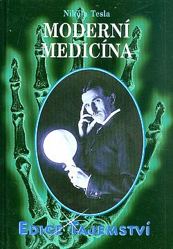 Moderní medicína obálka knihy