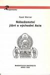 Náboženství jižní a východní Asie obálka knihy