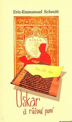 Oskar a růžová paní obálka knihy