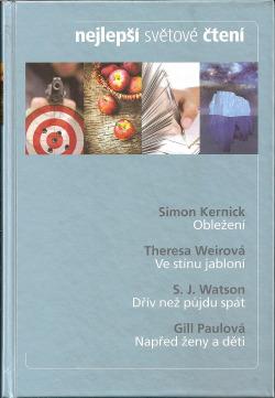 Obležení / Ve stínu jabloní / Dřív než půjdu spát / Napřed ženy a děti obálka knihy