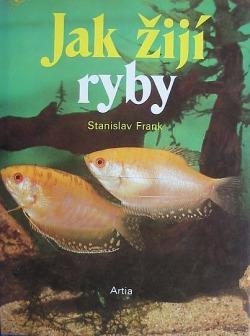 Jak žijí ryby obálka knihy