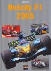 Hvězdy F1 2005 obálka knihy