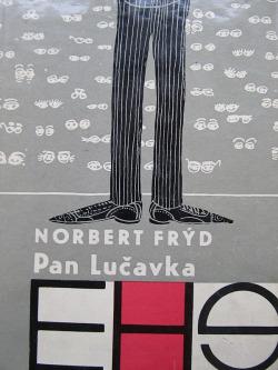 Pan Lučavka obálka knihy