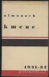 Almanach Kmene 1931-32
