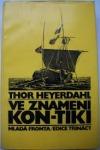 Ve znamení Kon-Tiki obálka knihy