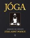 Jóga : základní pozice obálka knihy