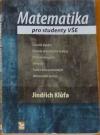 Matematika pro studenty VŠE