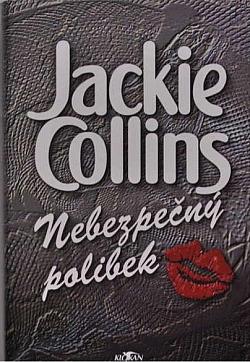 Nebezpečný polibek obálka knihy