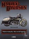 Harley Davidson obálka knihy
