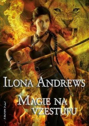 Výsledok vyhľadávania obrázkov pre dopyt Magie na vzestupu - Ilona Andrews