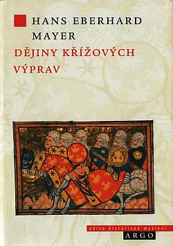 Dějiny křížových výprav obálka knihy