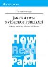 Jak pracovat s vědeckou publikací