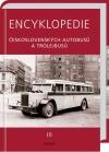 Encyklopedie československých autobusů a trolejbusů I. obálka knihy