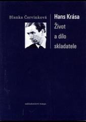 Hans Krása obálka knihy