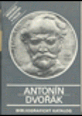 Antonín Dvořák obálka knihy