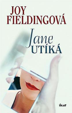 Jane utíká obálka knihy