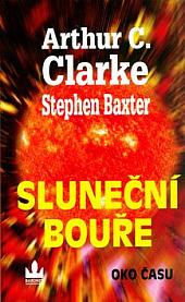Sluneční bouře obálka knihy