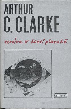 Zpráva o třetí planetě obálka knihy