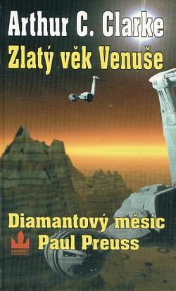 Diamantový měsíc obálka knihy