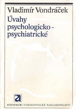 Úvahy psychologicko-psychiatrické obálka knihy