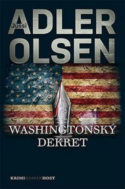 Washingtonský dekret obálka knihy