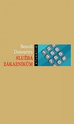 Služba zákazníkům obálka knihy