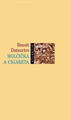 Holčička a cigareta obálka knihy